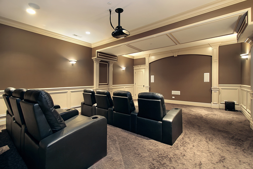 Trust us to create your ideal home theater system